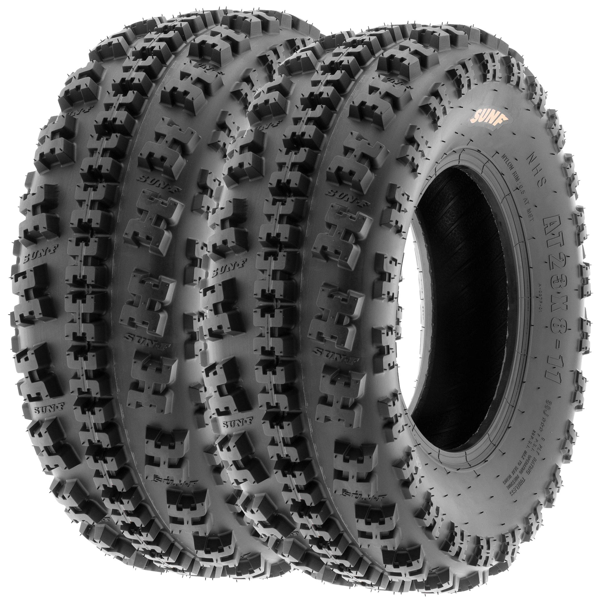 21x7-10 21x7x10 ATV All Trail AT 6 Ply Tire A027 by SunF